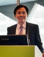 Keynote Speaker: Ray Yueh-Min Huang
